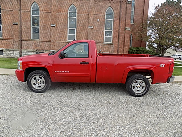 2008 Chevrolet Regular Cab Silverado