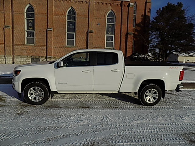 2016 Chevrolet Colorado Crew LT