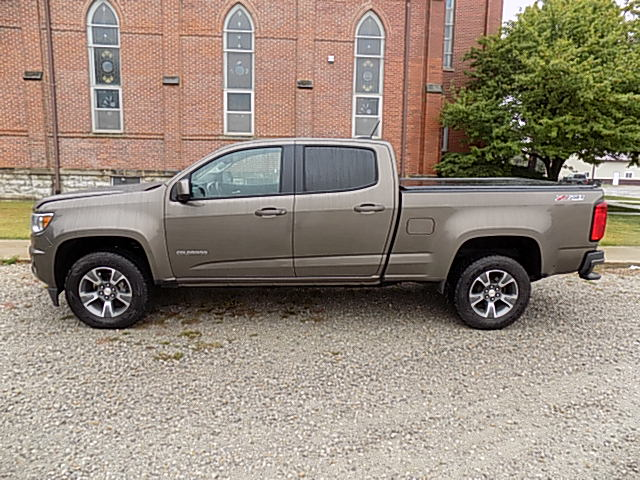2015 Chevrolet Colorado Crew Z-71